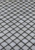 Tappningtaktegelplatta Fotografering för Bildbyråer