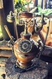 Tappningtelefon Royaltyfria Bilder