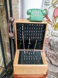 Tappningtelefon Royaltyfri Fotografi