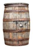 Tappningträöl- eller whiskytrumma royaltyfri fotografi
