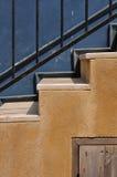 Tappningtrappabakgrund Royaltyfri Bild
