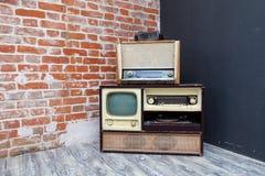 TappningTV och radio arkivfoto