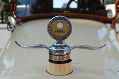 Tappo del radiatore ed ornamento di Ford Model T Fotografia Stock Libera da Diritti