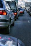 Tappo delle automobili Fotografia Stock