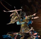 """Tappra allmänna generaler för PekingOpera"""" kvinnor av Yang Familyâ € royaltyfria foton"""