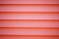 Tapume cor-de-rosa Imagens de Stock