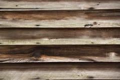 Tapume de madeira Imagem de Stock Royalty Free