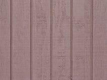 Tapume de madeira de Brown Imagem de Stock Royalty Free