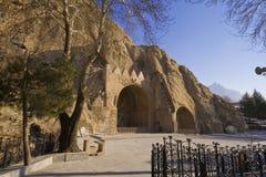 Taq-e Bostan Photo stock