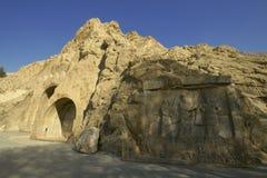 Taq-e Bostan Images libres de droits