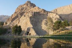 Taq-e Bostan, Kermanshah, Iran, Asia Stock Photos