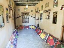 Taqa fort - castle, Oman Stock Photos