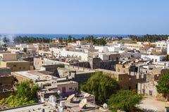 Taqah, Omán imagen de archivo libre de regalías