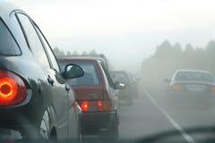 Taquet de véhicules Photos stock