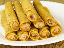 Taquitos 1 Royalty Free Stock Images