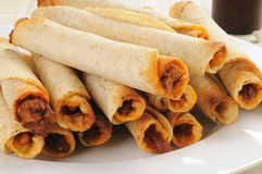 Taquitos Stock Photos