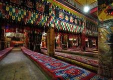 Tar喇嘛寺院 库存图片