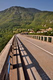 Tara bridge in MonteNegro Stock Photos