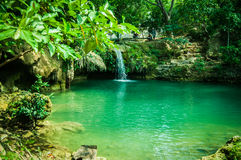 Tara Falls, Pangasinan Images libres de droits