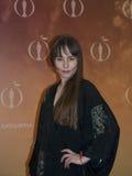 Tara Fitzgerald Het Festival van de Antalyafilm Royalty-vrije Stock Afbeeldingen