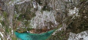Tara kanyon Stock Images
