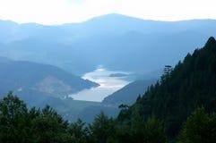 Tara National Park en Serbie photos stock