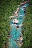 Tara river canyon Royalty Free Stock Photography