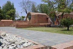 Taragaon muzeum obraz stock