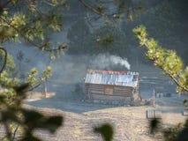 Tarahumara Cabin Royalty Free Stock Images