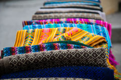 Tarahumara colors Royalty Free Stock Photo