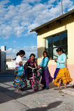 Tarahumara's children Royalty Free Stock Photography