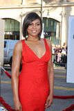 Taraji P Henson. LOS ANGELES - JUN 27:  Taraji P. Henson arriving at the Larry Crowne World Premiere at Chinese Theater on June 27, 2004 in Los Angeles, CA Royalty Free Stock Image