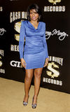 Taraji P. Henson. At the 3rd Annual Cash Money Records Pre-Grammy Awards Party held at the Paramount Studios in Hollywood on February 11, 2012 Stock Photo