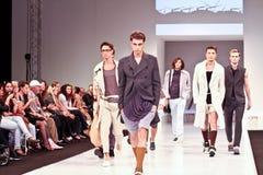 Tarakanova clothing collection Royalty Free Stock Photo