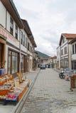 Taraklı, ciudad vieja del otomano foto de archivo libre de regalías