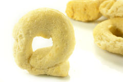 Taralli bagels Royalty Free Stock Photography