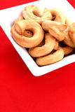 Taralli Royalty Free Stock Photo