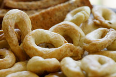 Taralli Royalty Free Stock Photography