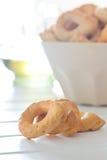 Tarallini bread sticks Stock Photos