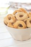 Tarallini bread sticks Stock Images