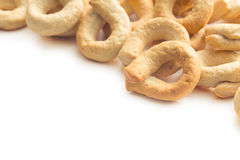 Tarallini bread sticks Royalty Free Stock Images