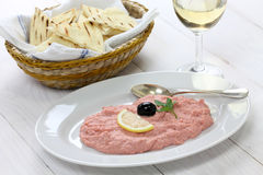 Taramasalata Stock Photos