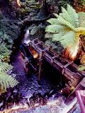 Taranaki Photographie stock libre de droits