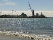 Taranaki do porto Fotografia de Stock