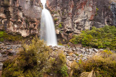 Taranaki falls Royalty Free Stock Photography
