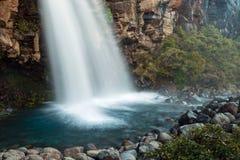 Taranaki Falls, New Zealand Stock Photo