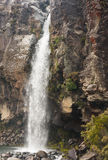 Taranaki falls in Tongariro National Park Royalty Free Stock Photo