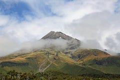 Taranaki volcano Royalty Free Stock Photo