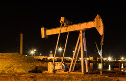 Taranaki Well Pump Stock Images