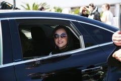 Taraneh Alidoosti nimmt an ` das Verkäufer-Forushande-` teil Lizenzfreies Stockfoto